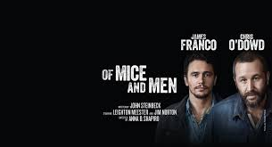 James Franco  Chris O     Dowd and Leighton Meester star in NT Live     s      Of Mice and Men          Dallas Morning News