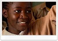 Maureen Akinyi, 14, in class in Kibera, Kenya. She is one of 1.3 million new ... - ibc_kenya_noschoolfees1