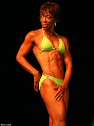 64yr Old Lady Has A Better BODY THAN YOU!!!