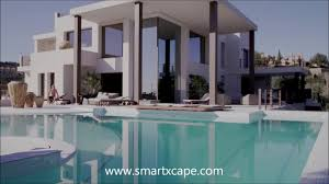 Villa Modern by Luxury Modern Villa For Sale In Benahavis Spain Youtube