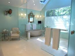 bathroom gorgeous light green bathroom interior with light green