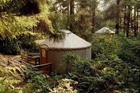 Fort Stevens State Park Map by 25 Places To Rent A Yurt Around Oregon Oregonlive Com