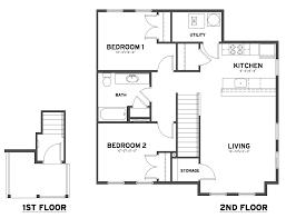 2 Bedroom 1 Bath Floor Plans 2 Bedroom 1 Bath Flats Plowfield Square Apartmentsplowfield