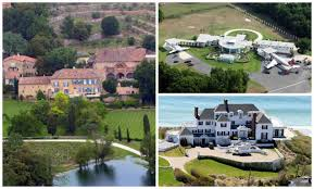 john travolta angelina jolie luxury homes of famous celebrities