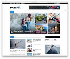 Sensational Theme by 30 Amazing Magazine Wordpress Themes 2017 Colorlib