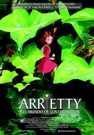 Arrietty y el mundo de los diminutos (2010) [Vose]