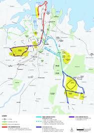 Los Angeles Light Rail Map by Light Rail Extension Update Transport Sydney