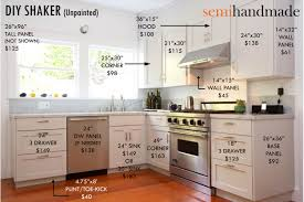 cost of semihandmade ikea doors company that makes semi custom