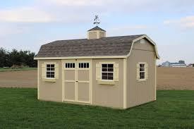 the gambrel lofted mini barn hostetler u0027s furniture