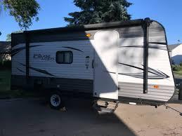 2010 casita 17 u0027 spirit deluxe trailer rental in sturgeon lake mn