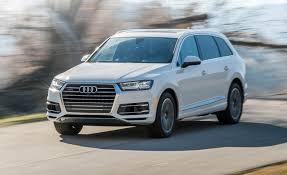 Audi Q7 Colors 2017 - 2017 audi q7 3 0t instrumented test u2013 review u2013 car and driver
