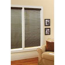 window treatment for glass door blinds u0026 curtains venetian blinds lowes levolor shades window