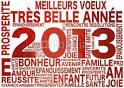 Meilleurs voeux pour 2013 ! - La Cuisine de Circ��e