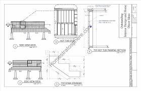 deck building plans home u0026 gardens geek