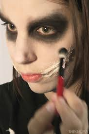 Halloween Makeup Application by Joker Makeup Photo Tutorial Mugeek Vidalondon
