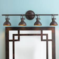 bronze bathroom light fixtures bathroom vanity lighting brentwood
