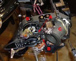 disassembling the kinor 35h