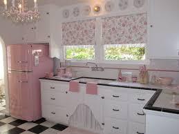 Retro Kitchens 182 Best Pink Kitchen Images On Pinterest Pink Kitchens Retro
