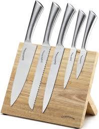 Kitchen Knive Sets Utopia Kitchen 6 Piece Knife Set Dudeiwantthat Com
