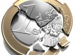 Euro em estilhaços