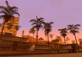 GTA San Andreas Evening