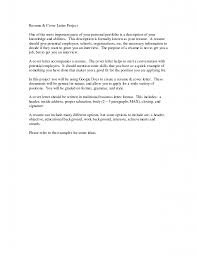 Wonderful Professional Resume Cover Letter Templates With