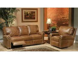 stylish grey leather reclining sofa featuring gray comfort area