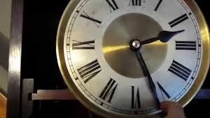 Grandmother Clock Gustav Becker Grandmother Clock Youtube