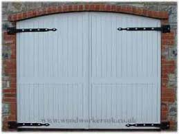 wooden garage doors made to measure hardwood timber garage doors