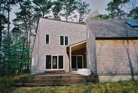portanimicut a modern minimalist cape cod house