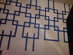 Popular Home Decor Blogs Draw With Different Coloured Tape Painter Tape Square Walls Diy