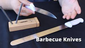 How To Choose Kitchen Knives by Barbecue Knives Choosing Sharpening And Taking Care Of Your Bbq