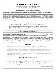 Air Force Resume Example   Military Resume Examples  Quality     Retail Sales Manager Resume Examples