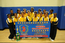 piscataway pop warner cheerleading wee squad place first in