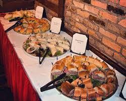 Wedding Reception Buffet Menu Ideas by Wedding Lunch Buffet Menu Ideas