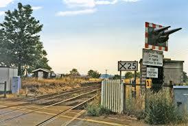 Honington railway station
