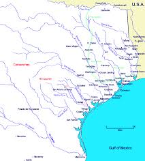 Texas Map Austin by Santa Anna U0027s Role In The Texas Revolution
