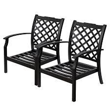 Mesh Patio Chair Black Metal Patio Chairs Amazing Chairs