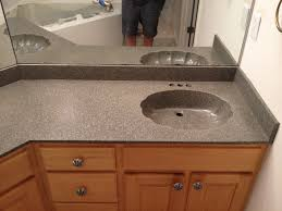 bathroom design fabulous white granite countertops sink top