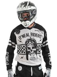 black friday motocross gear oneal black white 2018 ultra lite le 70 mx jersey oneal