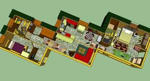 Saltbox Style House Plans Sawtooth Saltbox
