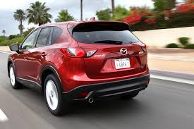 2013 mazda cx 5 with high tech safety features