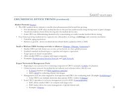 Example Server Resume by Cros U0026 Medical Devices