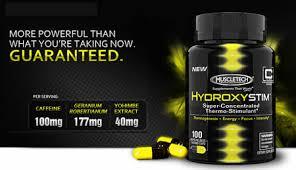 هیدروکسی استیم ماسل تک | hydroxy stim muscletech