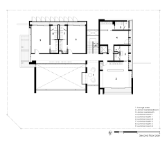 Common House Floor Plans by Park Associates Mimosa House In Singapore