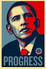 ... Barack Obama ... - shepard-fairey-barack-obama