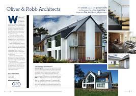 Home Interiors Uk Oliver U0026 Robb Architects Homes U0026 Interior Scotland Magazine