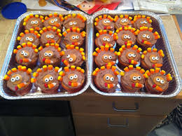 cute thanksgiving cupcakes it u0027s nice to be us jacob u0027s 9th gamer party and