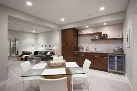 wet bar ideas for basement basement contemporary with beverage