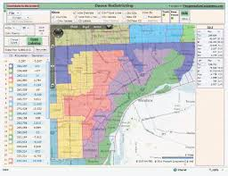 Detroit Michigan Map by Rightmichigan Com Michigan Redistricting Two Possible State